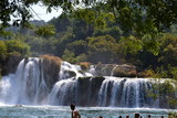 waterfalls in Krka Nation Park