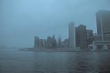 Dense Fog in Manhattan