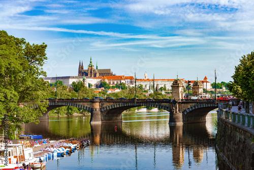 Prag, Tschechien - 2019
