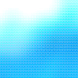Abstract blue geometric shapes background. - 159621249