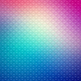 Abstract geometric art colorful background with vibrant colors. - 159621601