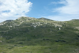 Mountainous area in the province of Castellon