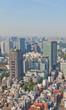 Skyscrapers of Akasaka district of Tokyo, Japan