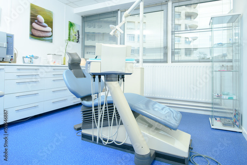 a dentist clinic