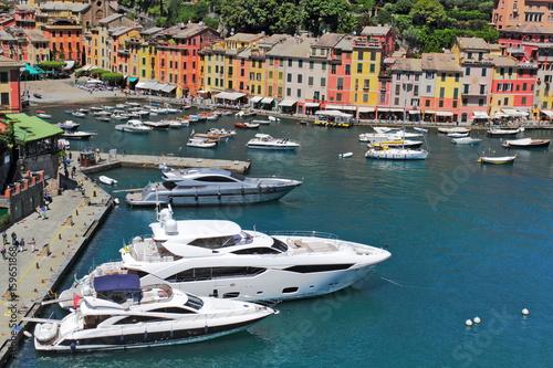 Foto op Plexiglas Liguria Portofino