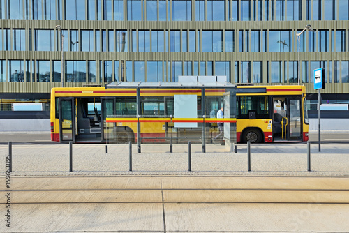 Autobus miejski.