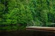 Dock a lake