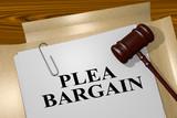 Plea Bargain concept - 159675038