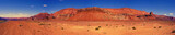 Marble Canyon Desert Panorama in Vermilion Cliffs National Monument
