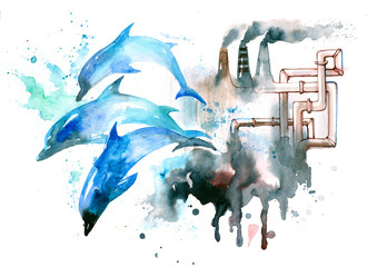 environment protection © okalinichenko