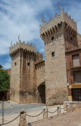 Daroca. The Lower Gate.