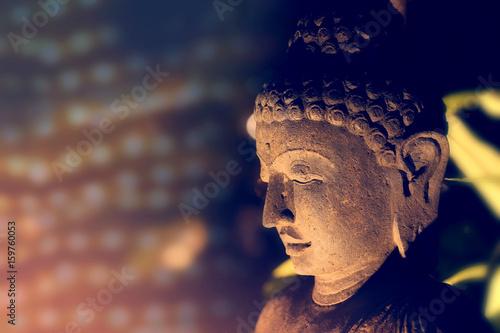 Aluminium Boeddha Lord Budha