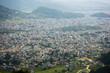 High view of city, Pokhara, Nepal. - 159791019