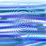 An illustration of a swirl in water.