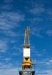 Tower Crane in job site
