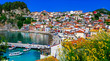 Colorful Greece series - beautiful coastal town Parga - 159840889