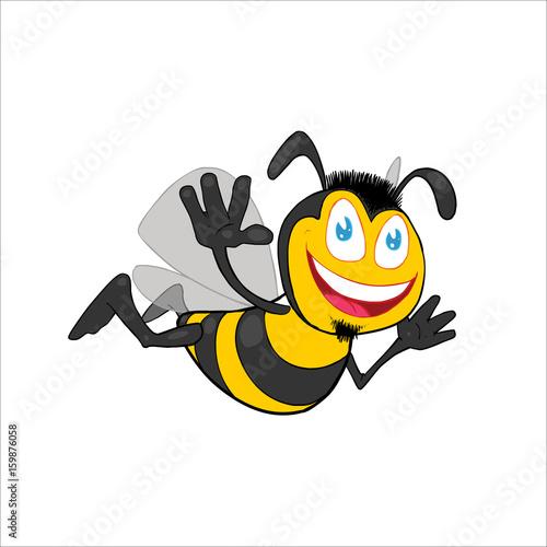 spoko pszczoła