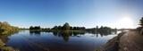 Panorama. Rzeka San