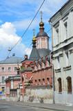 Москва, архитектура храма Святителя Николая в Подкопаях