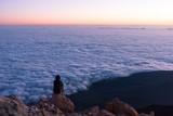 Lever de soleil au sommet du volcan Teide, Tenerife - 159930274