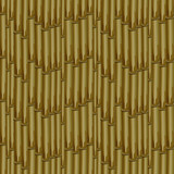 Bamboo wall. Seamless pattern. Vector illustration.