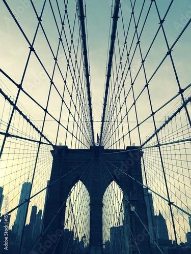 Brooklyn Bridge, NYC Poster