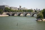 France. Paris. The Bridge Pont Neuf