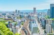 都市風景 日本 大阪 - 160019865