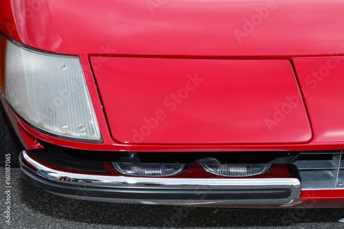 Foto op Aluminium Nacht snelweg ヘッドライト Headlight car use