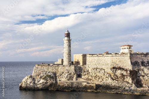 Papiers peints La Havane Castillo und Leuchtturm