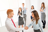 Successful Business Agreement - 160229015