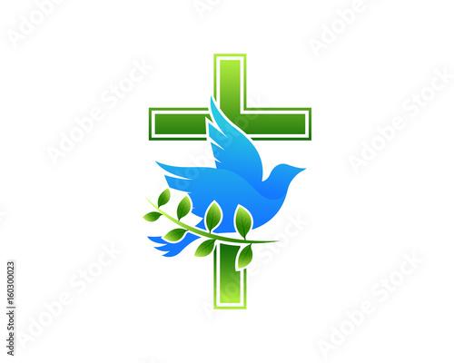 Modern church logo dove cross buy photos ap images detailview modern church logo dove cross thecheapjerseys Gallery