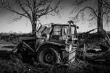 Broken tractors