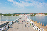 Pier in Sopot (Molo w Sopocie ) Gdynia (Gdingen) pomorskie (Pommern) Polska (Polen)