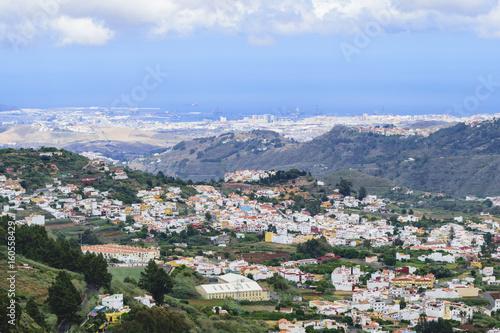 Village on Gran Canaria
