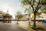 Fototapeta City - Rynek starego miasta w Rzeszowie © mikolajn