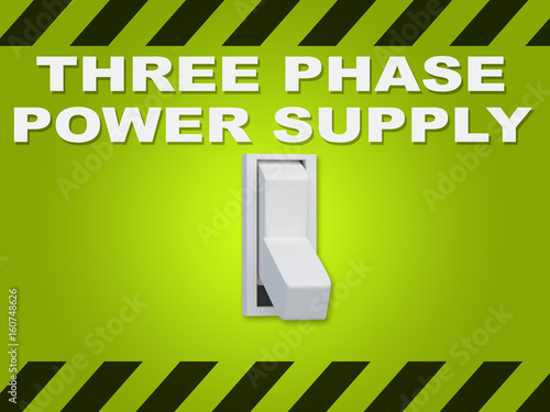 Three Phase Power Supply Concept Buy Photos Ap Images Detailview