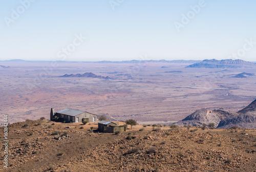 Landscape in Namib-Naukluft National Park, Namibia, Africa Poster