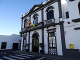 Townhall of Haria Lanzarote Canary Islands