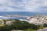 overview in Egersund Fyr in Norway