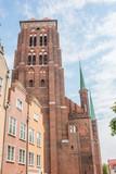 Marienkirche Gdańsk (Danzig) pomorskie (Pommern) Polska (Polen)