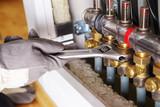 Heizung, Gas- und Wasserinstallation - 160901016