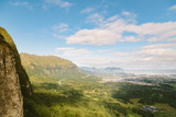 Hawaii Oahu Landscape