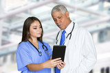 Nurse In Hospital - 160922288