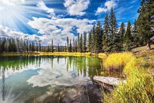Jasper National Park in the Rocky Mountains © Kushnirov Avraham