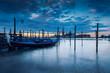 Quadro Venice Gondola Sunset