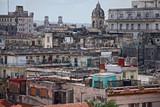 Roofs Havana Cuba