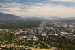 Mountain View Cityscape