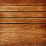 Brown wood wall plank texture or background
