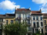 Belgien: Schöne Altbaufassaden
